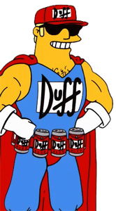 Duff Man will never die! (Only the actor that plays him will.)